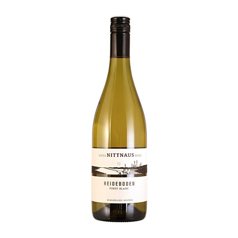 Pinot Blanc Heideboden Weiss 2010, Nittnaus A+H