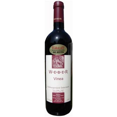 Cuvee Vinea 2008, Weber